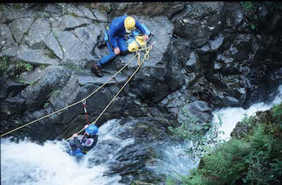 Canyoning in Mauthen