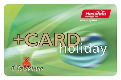 Plus Card Holyday